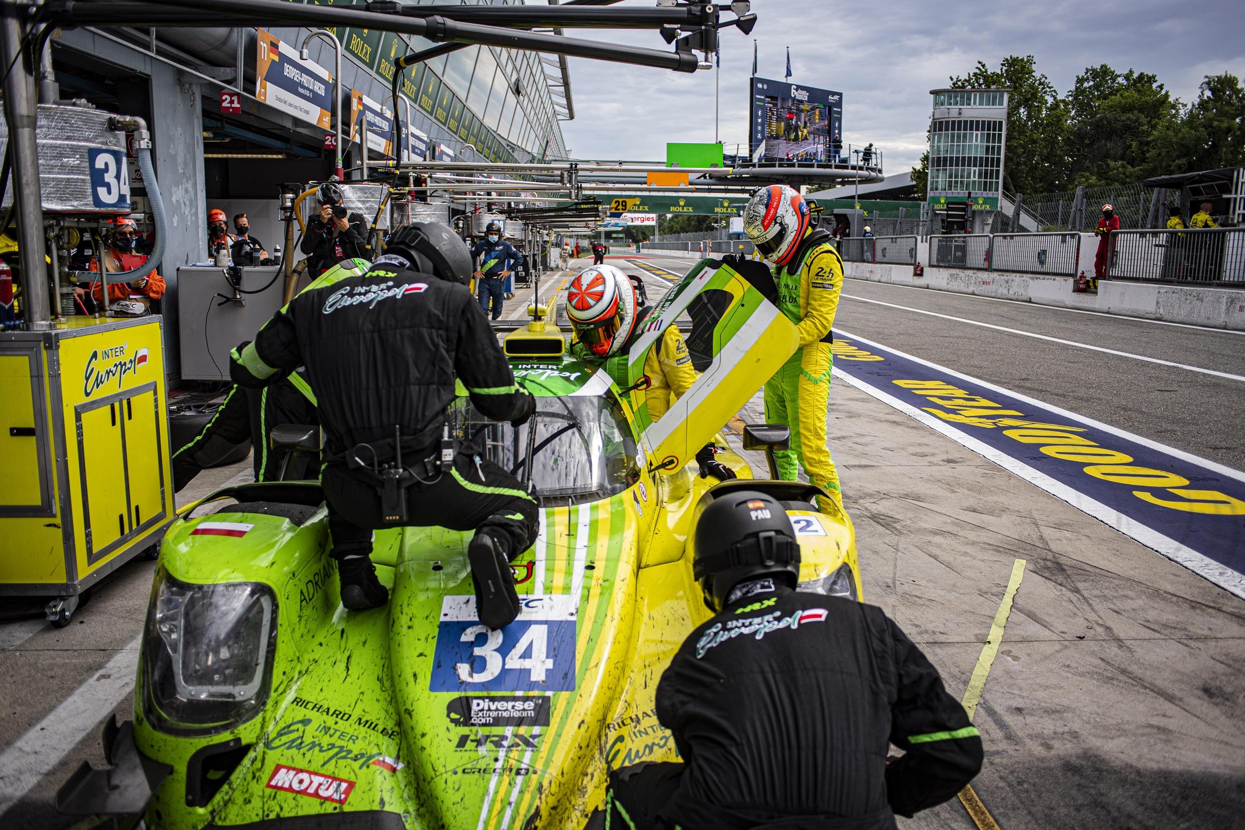 najtrudniejszy 24-godzinny wyścig świata Le Mans